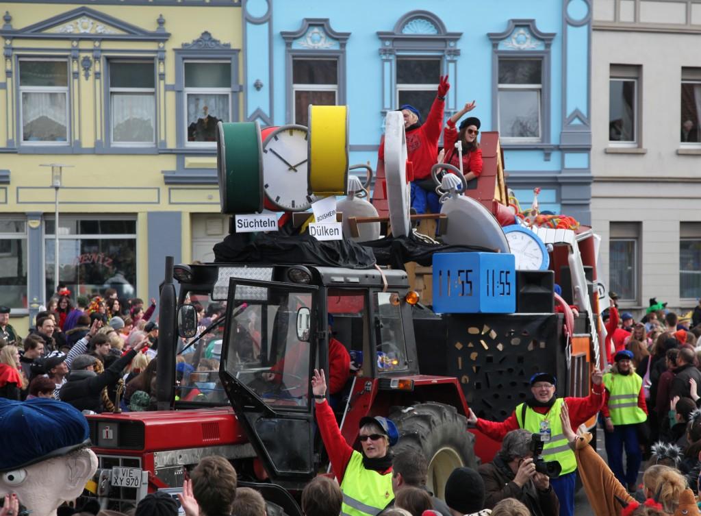 Duelken-Karneval-Rosenmontag