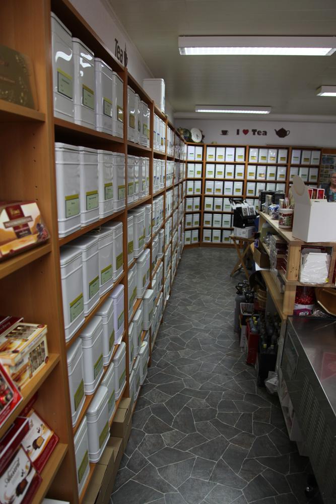 Tee, Pralinen und Geschenke im Teeladen Viersen-Dülken